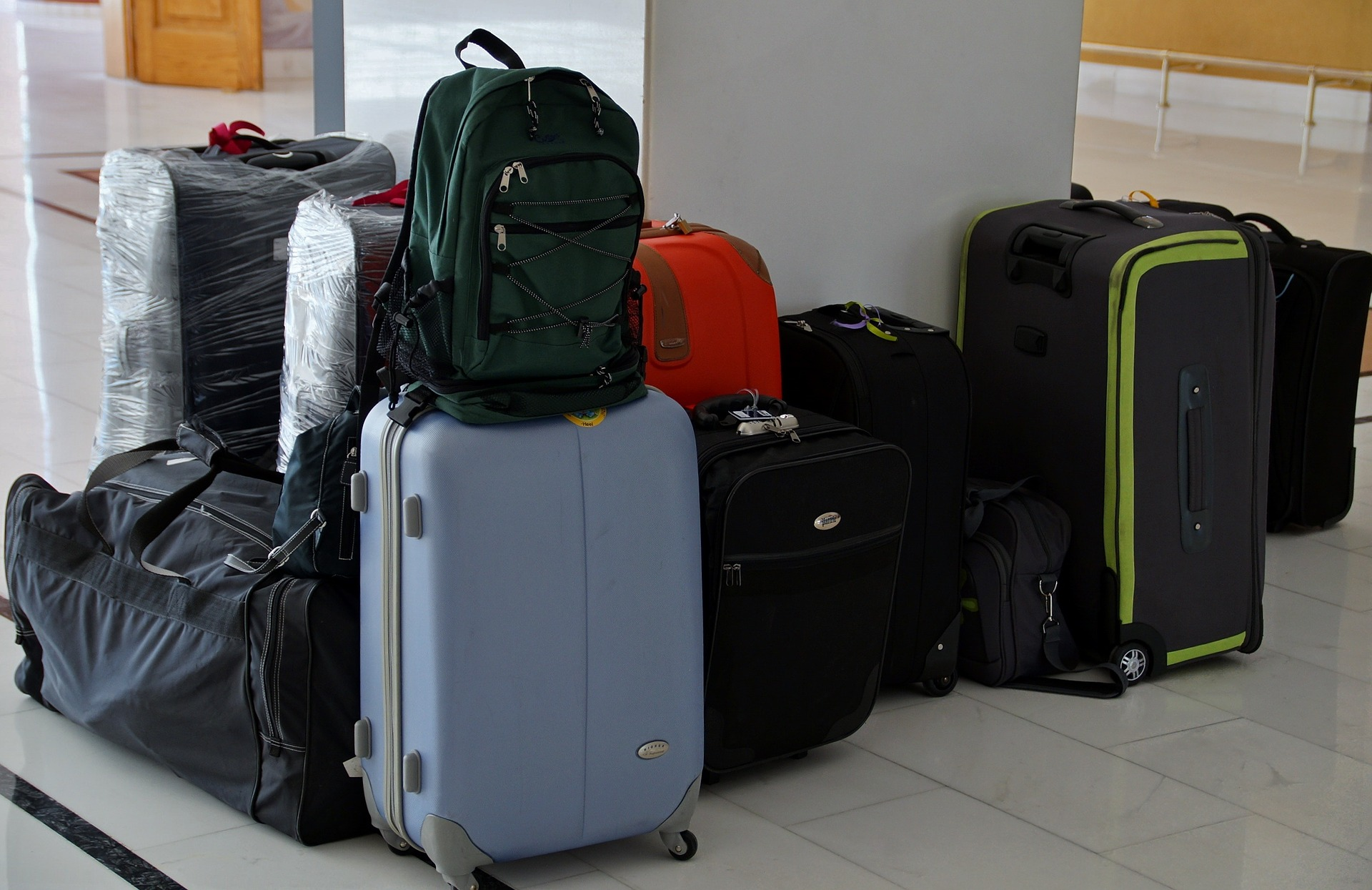 Don't overpack for hospital