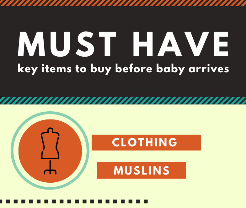 Key buys for your baby