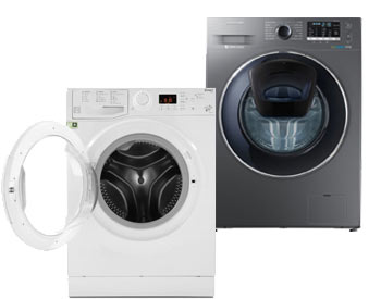 Hotpoint and Samsung washers sale